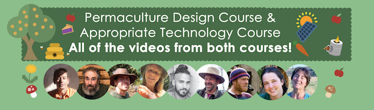 Permaculture Design Course & Appropriate Technology Course